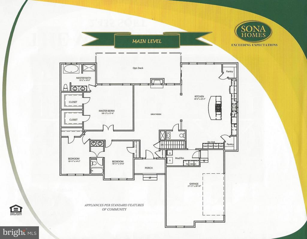 Main Level - -LOT 6 MOUNT HOPE CHURCH RD, STAFFORD