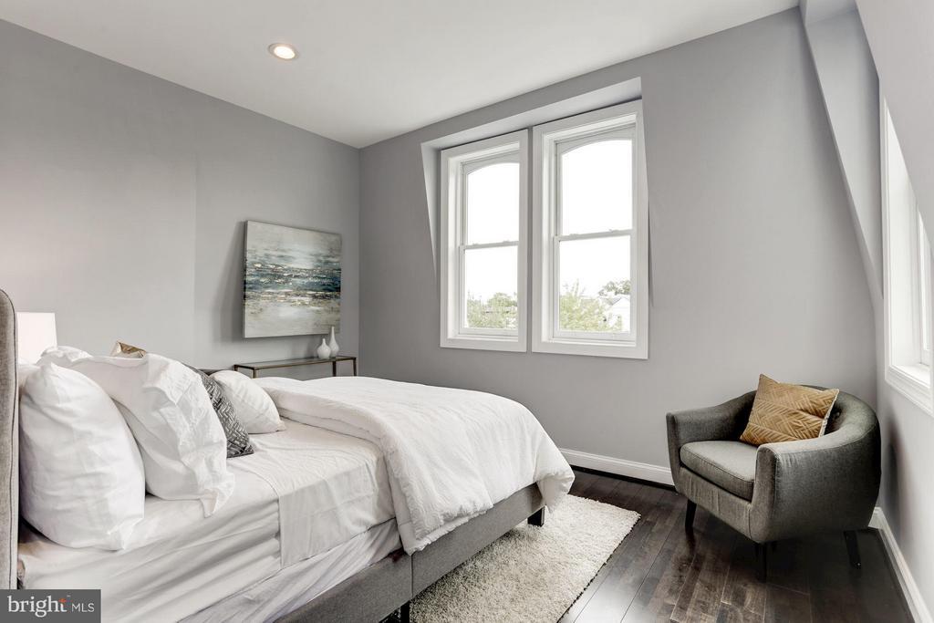 Bedroom (Master) - 1901 3RD ST NW #2, WASHINGTON