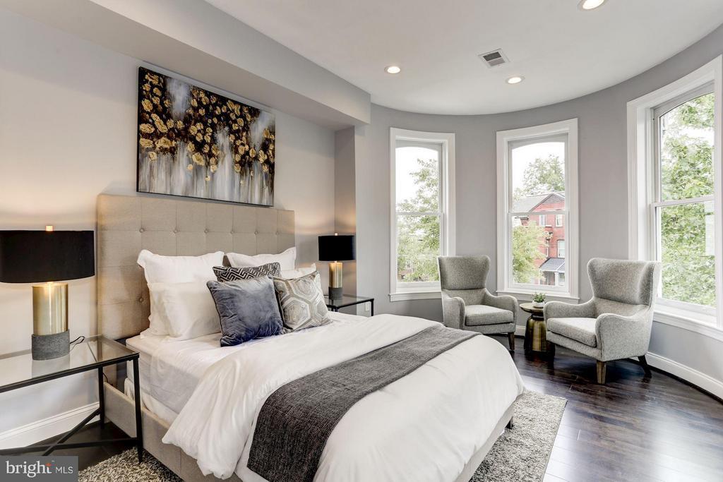 Bedroom - 1901 3RD ST NW #2, WASHINGTON