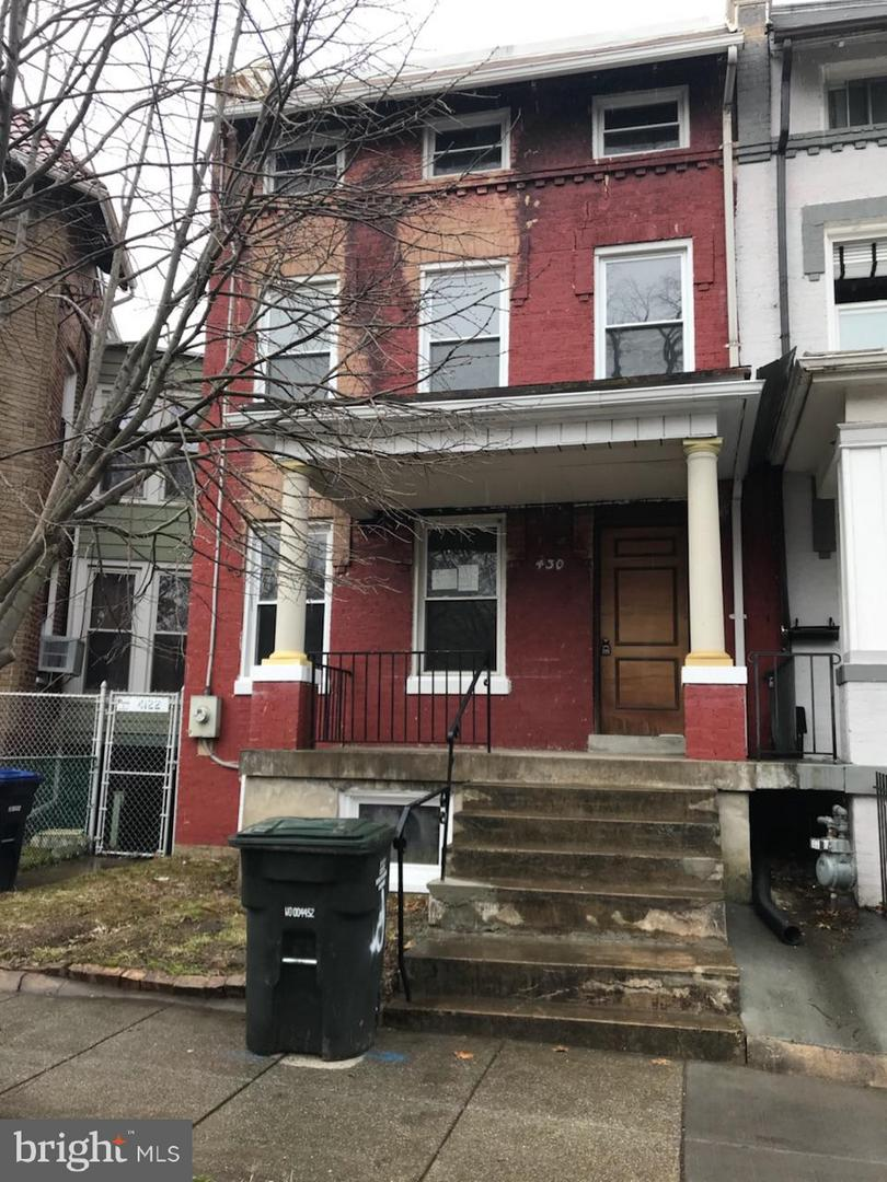 Single Family for Sale at 430 Upshur St NW Washington, District Of Columbia 20011 United States