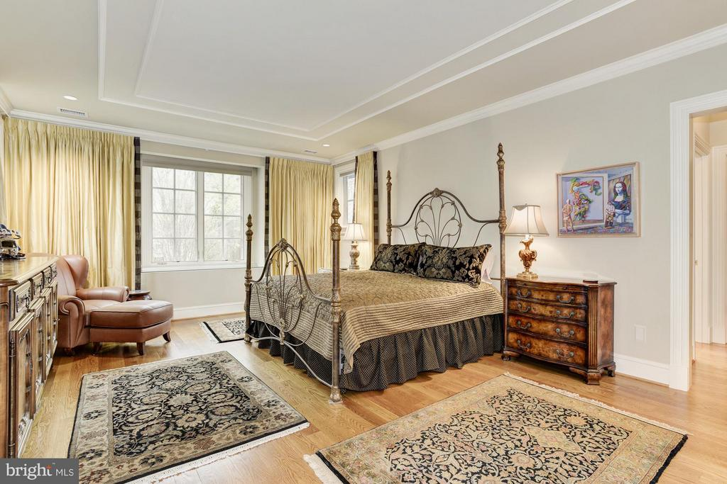 Bedroom 1, Upper Level Master - 7515 EXETER RD, BETHESDA
