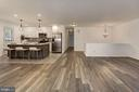 Living Room - 2217S OAKLAND ST S, ARLINGTON