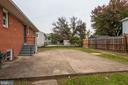 Exterior (Rear) - 2217 OAKLAND ST S, ARLINGTON