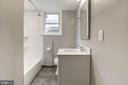 FULL BATH BASEMENT - 2217S OAKLAND ST S, ARLINGTON