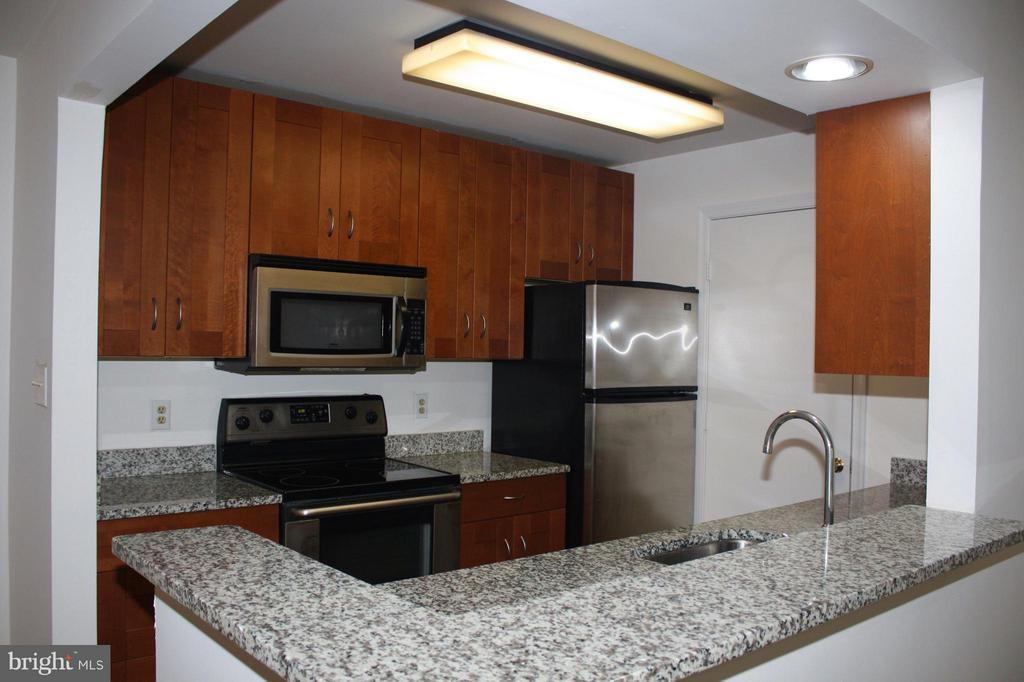 Kitchen - 13609 SIR THOMAS WAY #1-C-21, SILVER SPRING