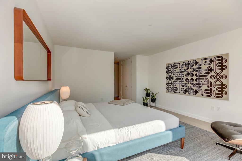Bedroom (Master) - 1111 24TH ST NW #7B, WASHINGTON