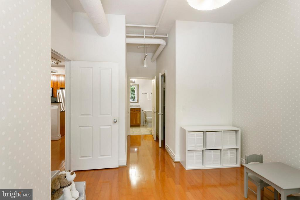Bedroom - 1201 GARFIELD ST N #208, ARLINGTON