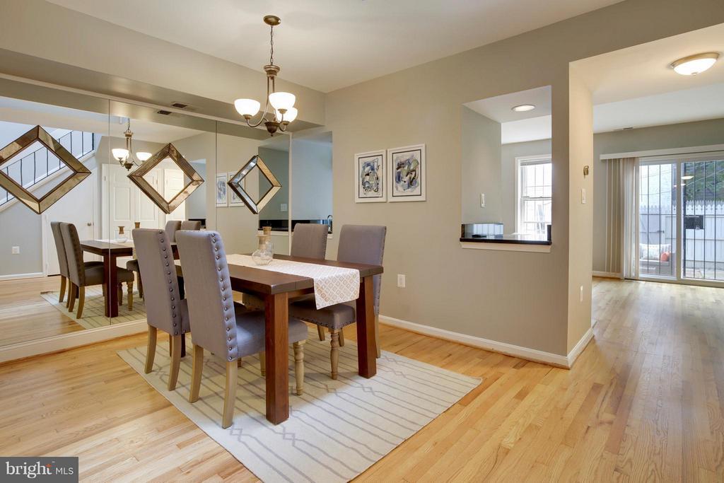 Dining Room - 1004 13TH ST SE, WASHINGTON
