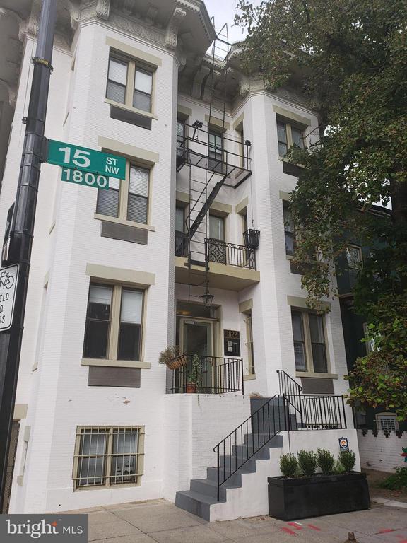 Exterior (Front) - 1822 15TH ST NW #201, WASHINGTON