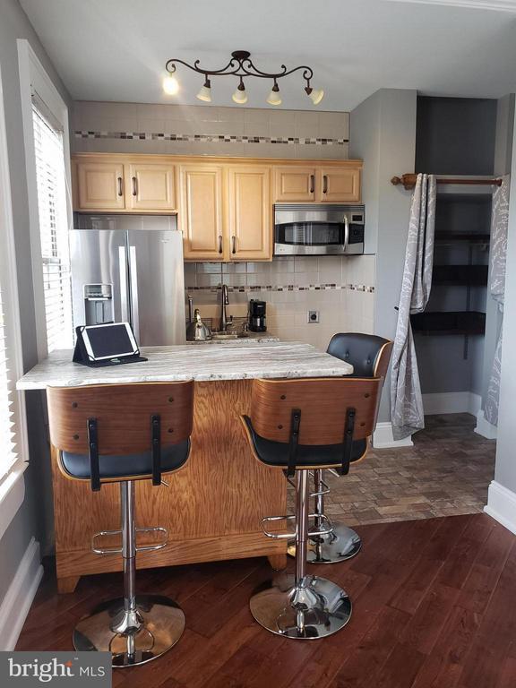 Kitchen - 1822 15TH ST NW #201, WASHINGTON