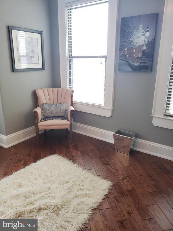 Living Room - 1822 15TH ST NW #201, WASHINGTON