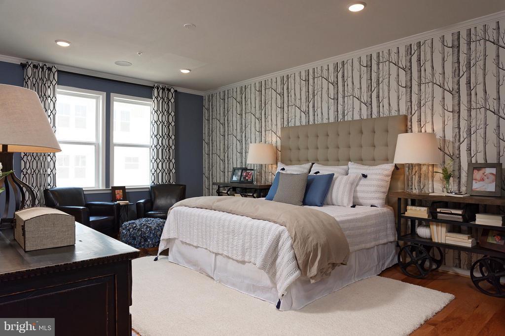 Bedroom (Master) - 42002 NORA MILL TER, ALDIE