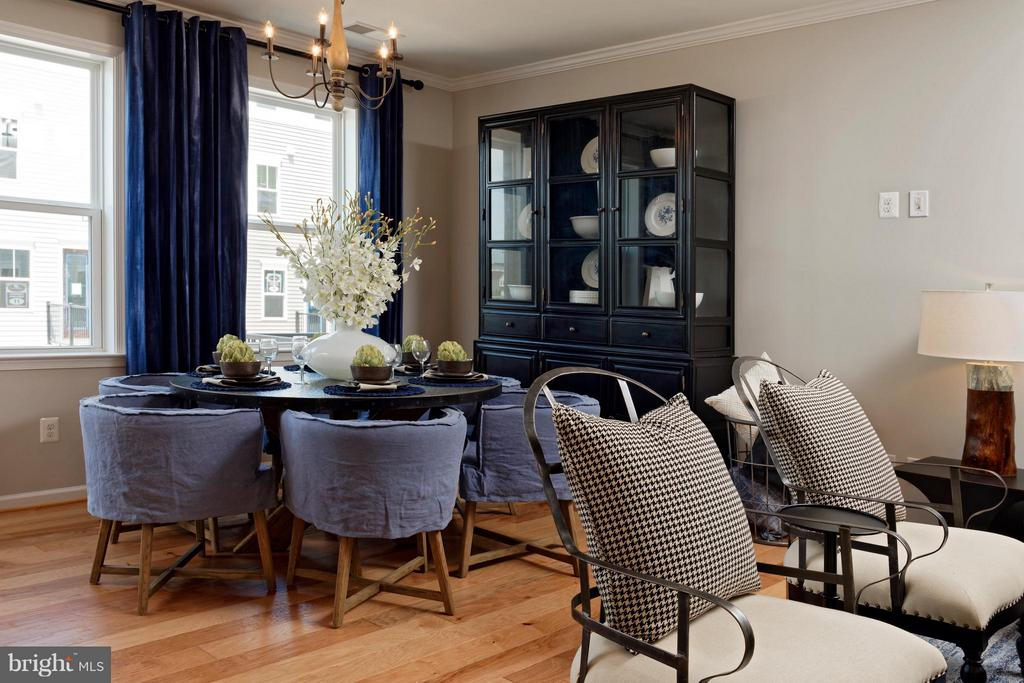 Dining Room - 42002 NORA MILL TER, ALDIE