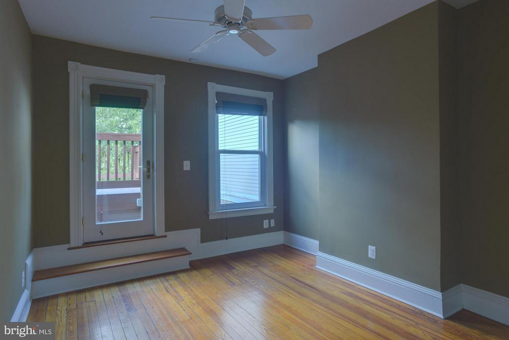 Owner Unit's 2nd Bedroom - 1731 RIGGS PL NW, WASHINGTON