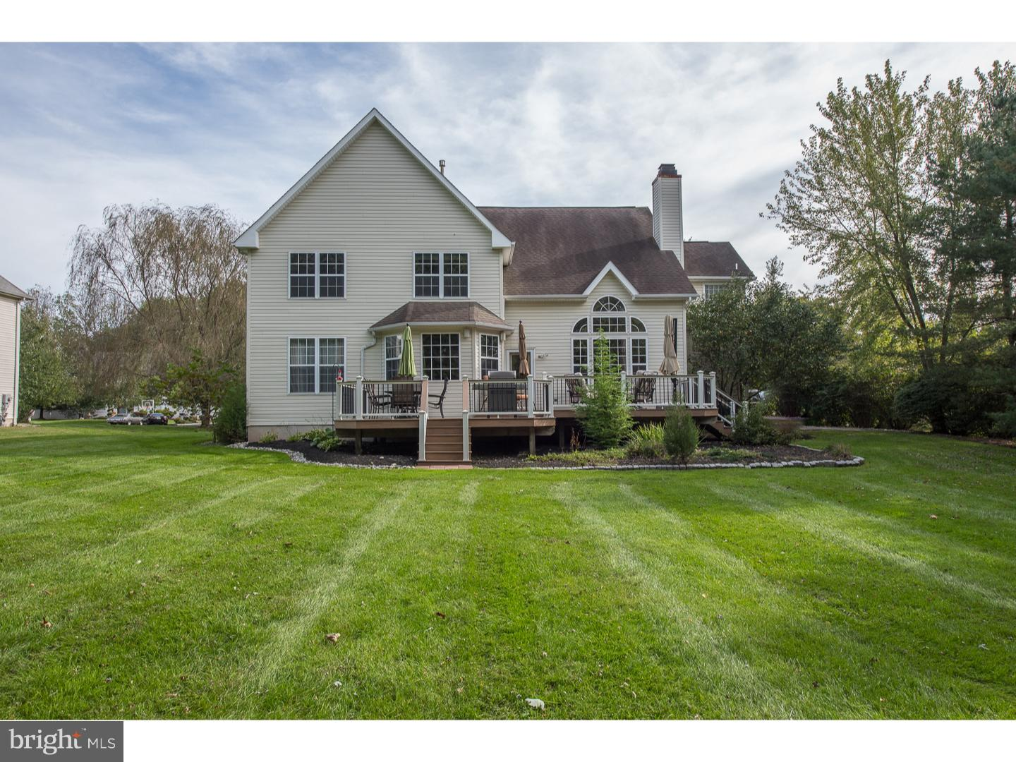 Photo of home for sale at 15 Scott Drive, Southampton PA