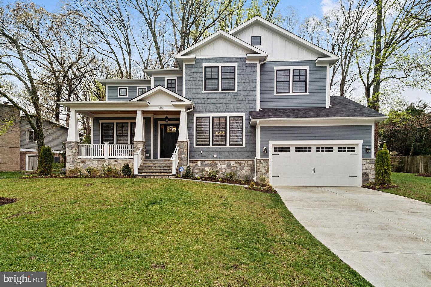 Single Family Home for Sale at 208 Audreys Ct SE 208 Audreys Ct SE Vienna, Virginia 22180 United States