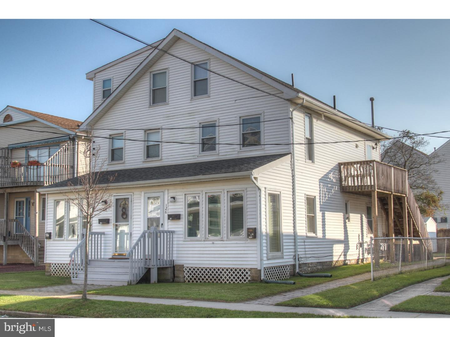 Single Family Home for Sale at 126 45TH STREET #2 FLR Sea Isle City, New Jersey 08243 United StatesMunicipality: Sea Isle City