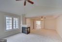 Expansive Owner's Suite - 2793 MADISON MEADOWS LN, OAKTON