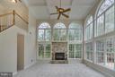 Stunning Palladian Windows & 2nd Staircase - 2793 MADISON MEADOWS LN, OAKTON