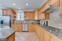 Fully Integrated Kitchen - 2793 MADISON MEADOWS LN, OAKTON