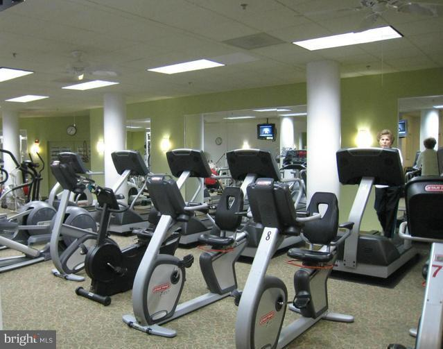 Club House Work Out Room - 19365 CYPRESS RIDGE TER #216, LEESBURG