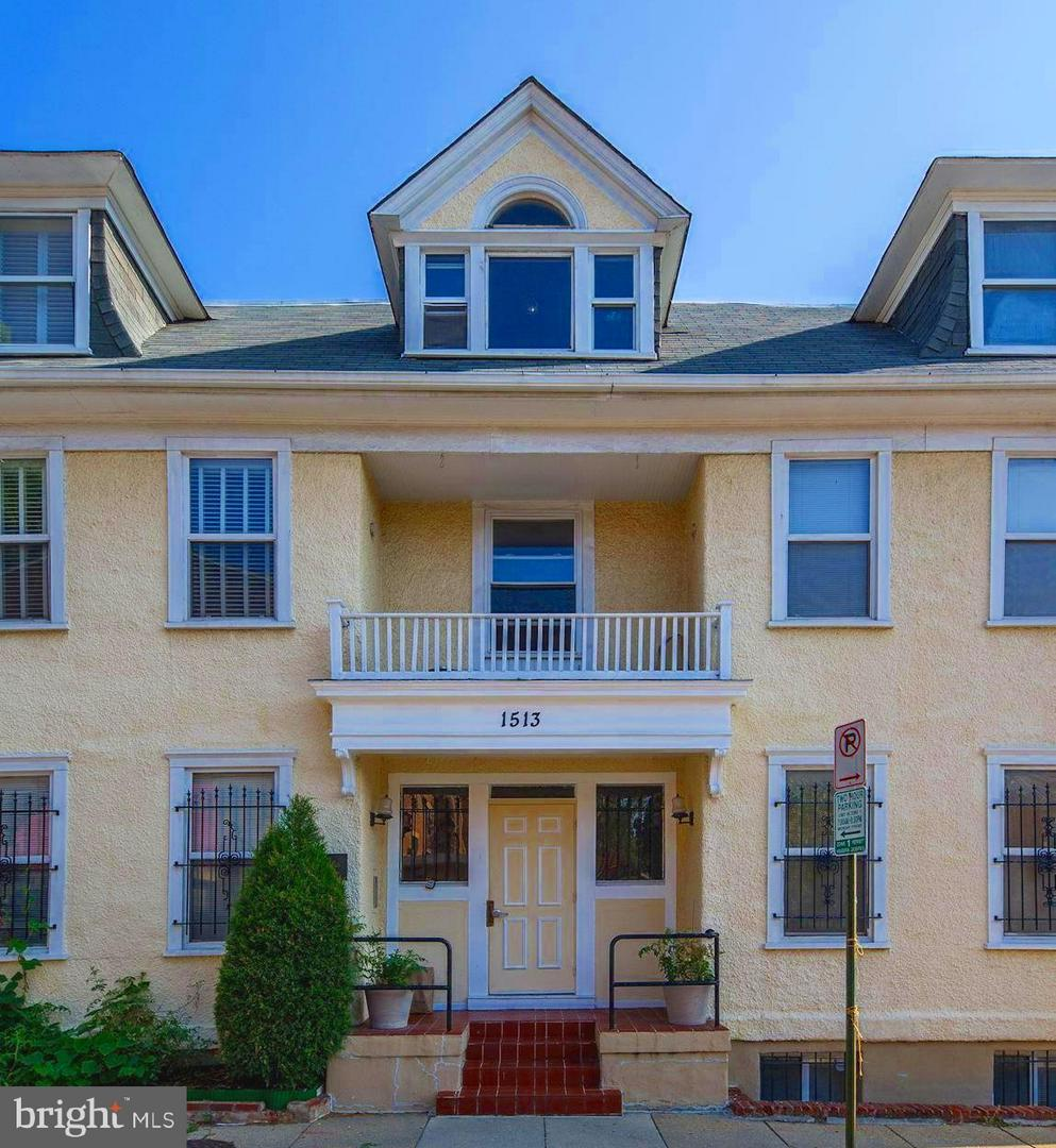 Single Family for Sale at 1513 Meridian Pl NW #5 Washington, District Of Columbia 20010 United States