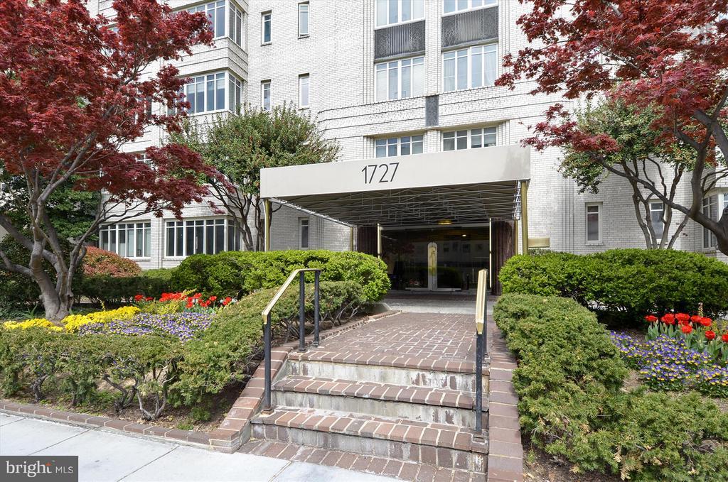 Exterior (Front) - 1727 MASSACHUSETTS AVE NW #316, WASHINGTON