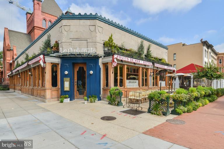 Amazing restaurants just a short walk - 1727 MASSACHUSETTS AVE NW #316, WASHINGTON
