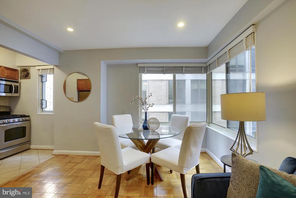 Dining Room - 1727 MASSACHUSETTS AVE NW #316, WASHINGTON