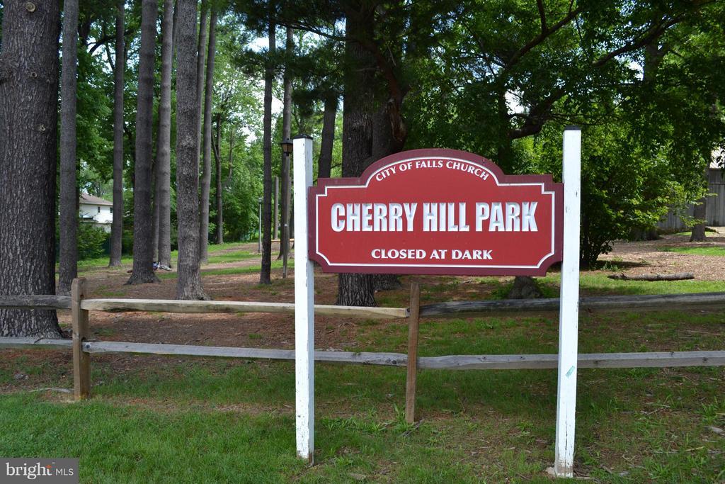Adjacent to Historic Cherry Hill Park - 200 VIRGINIA N, FALLS CHURCH
