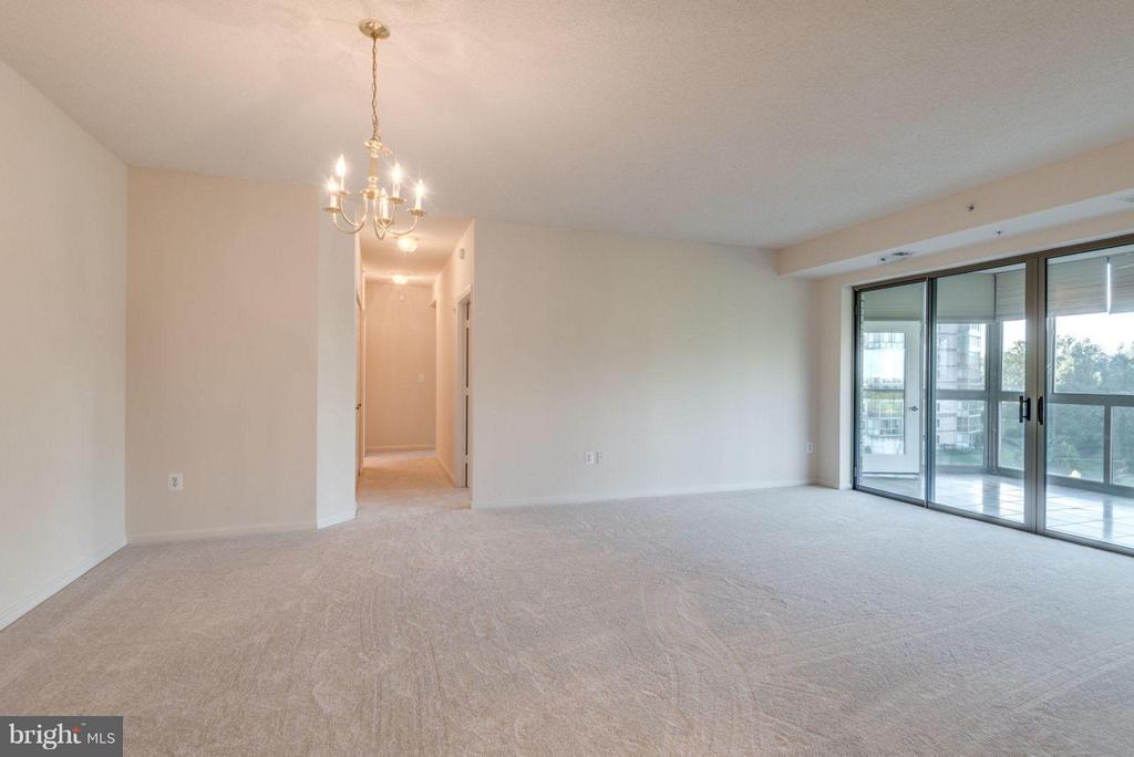 NEW Carpeting Throughout - 19355 CYPRESS RIDGE TER #601, LEESBURG
