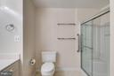 Upgraded Sliding Glass Shower Door - 19355 CYPRESS RIDGE TER #601, LEESBURG