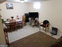 Living room (Basement) - 6301 LANDOVER RD, CHEVERLY