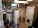 Laundry room (Basement) - 6301 LANDOVER RD, CHEVERLY