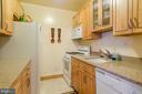 Kitchen - 2475 VIRGINIA AVE NW #417, WASHINGTON