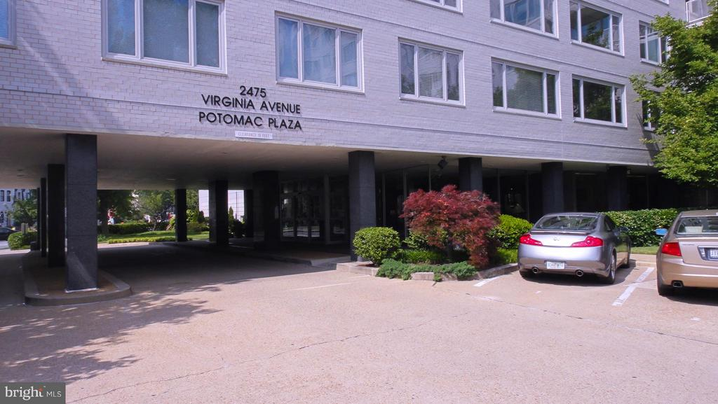 Guest Parking! - 2475 VIRGINIA AVE NW #417, WASHINGTON