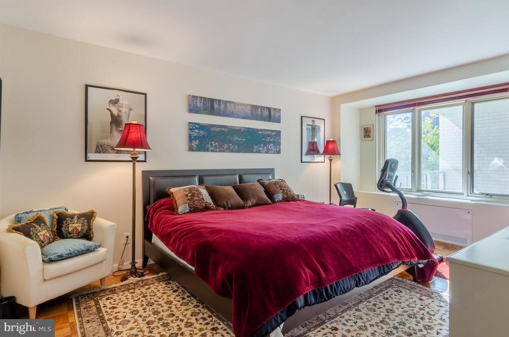 Bedroom (Master) - 2475 VIRGINIA AVE NW #417, WASHINGTON