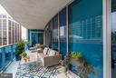 Private Tiled Terrace - 1881 N NASH ST #212, ARLINGTON