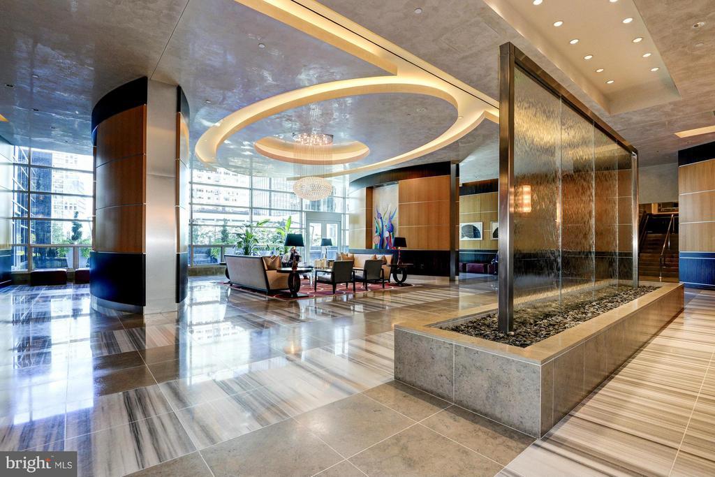 Building Lobby - 1881 N NASH ST #712, ARLINGTON