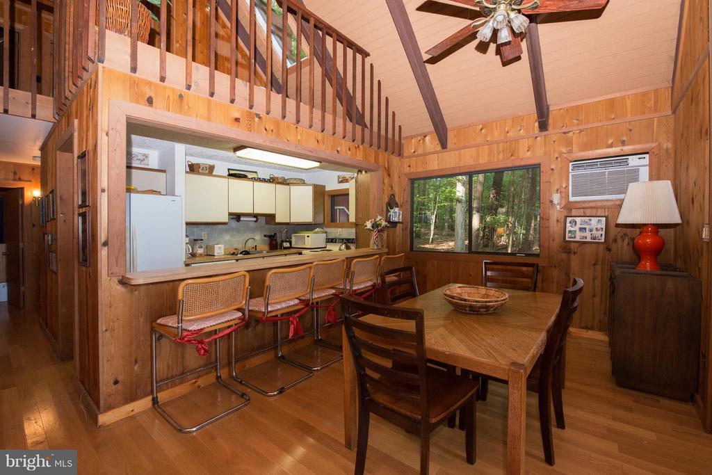 Kitchen - 3519 BREAKNOCK RD, BUMPASS