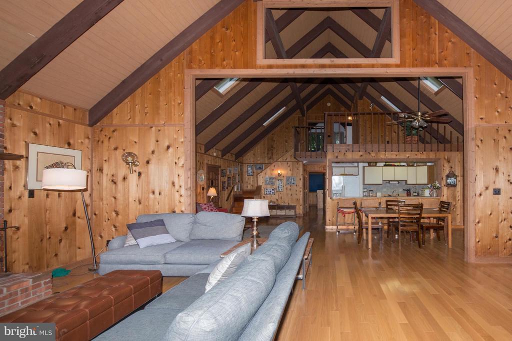 Living Room - 3519 BREAKNOCK RD, BUMPASS