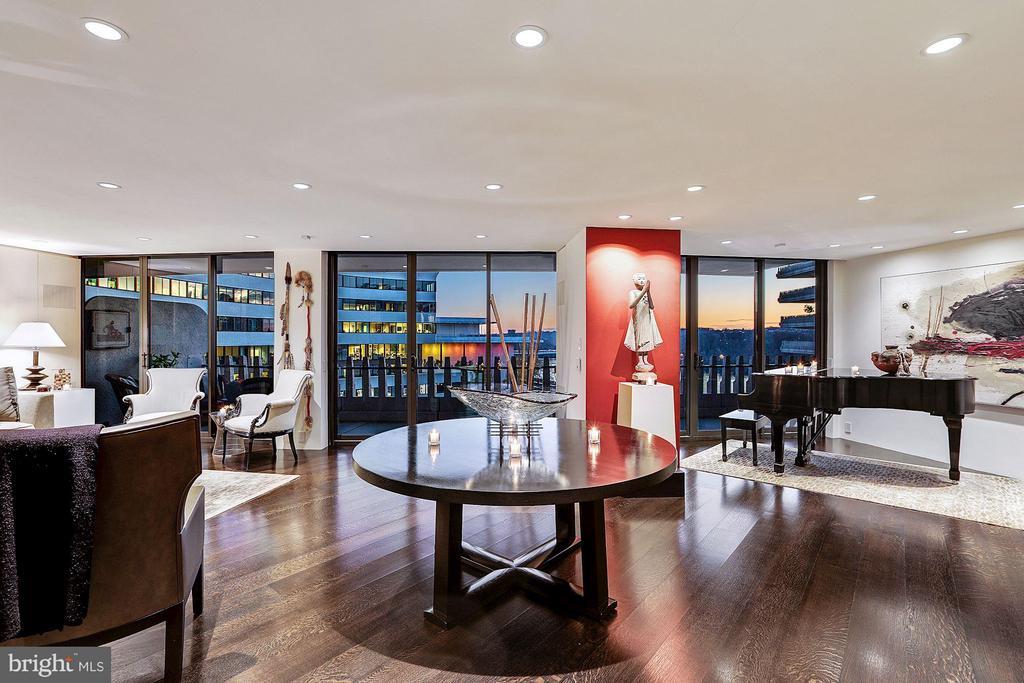 Open Floor Plan - 700 NEW HAMPSHIRE AVE NW #1021, WASHINGTON