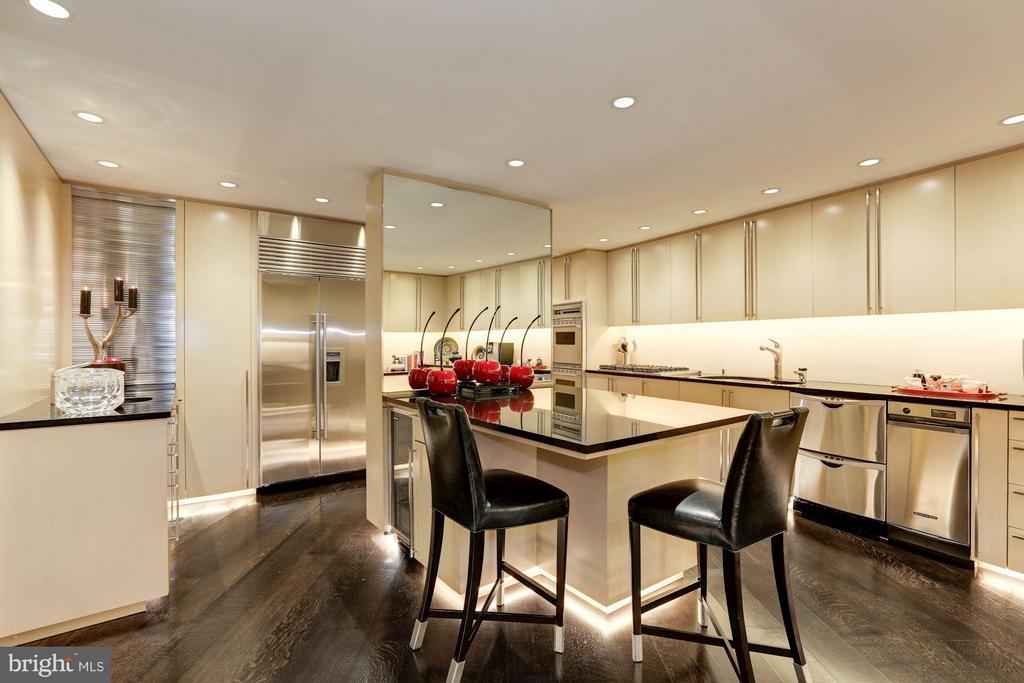 Designer Kitchen - 700 NEW HAMPSHIRE AVE NW #1021, WASHINGTON