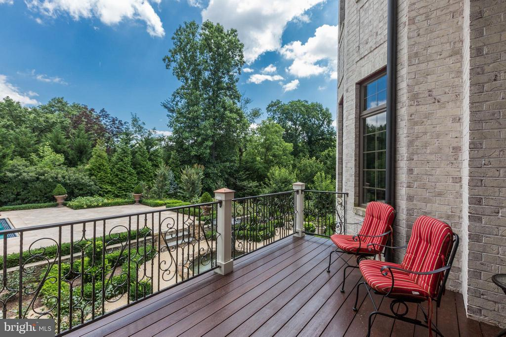Elevated Terrace - 8334 ALVORD ST, MCLEAN
