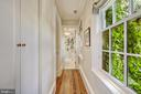 Ladies Poliform Dressing Hallway - 1607 28TH ST NW, WASHINGTON