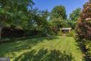 Manicured Lawn with Mature Plantings - 1607 28TH ST NW, WASHINGTON