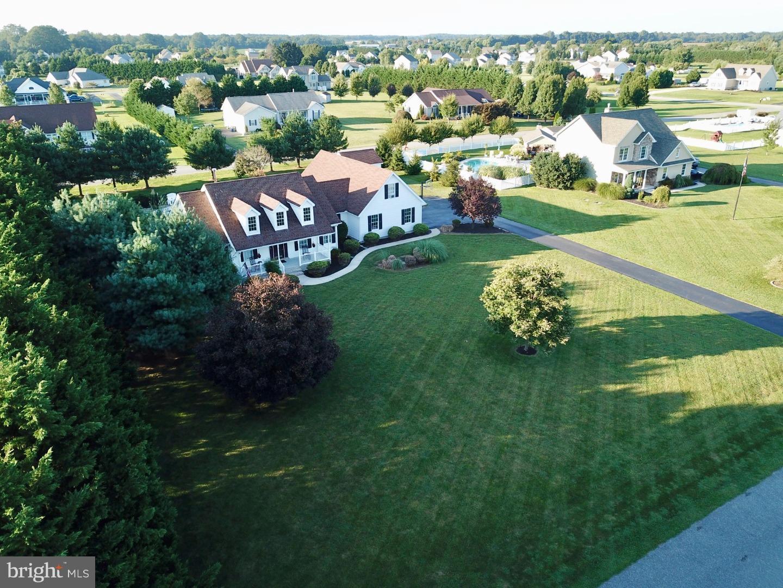 獨棟家庭住宅 為 出售 在 617 THOMAS DAVIS Drive Clayton, 特拉華州 19938 美國