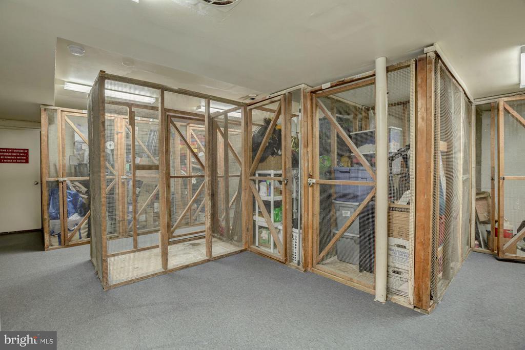 Community Storage - 7843 ENOLA ST #112, MCLEAN
