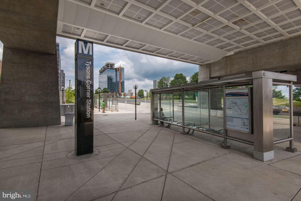 Tysons Metro Stop (Silver Line) - 7843 ENOLA ST #112, MCLEAN