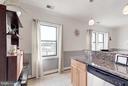 Kitchen - 315 EVARTS ST NE #206, WASHINGTON